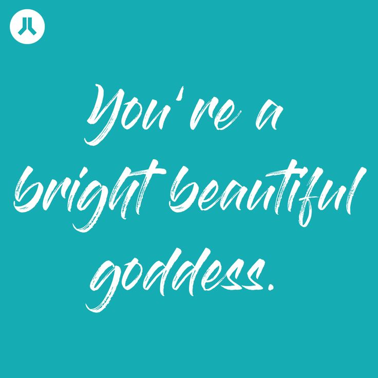You're a bright beautiful goddess || Pray For Yoga