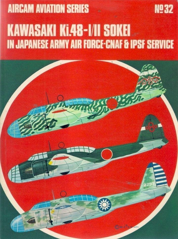 KAWASAKI Ki.48 SOKEI JAPANESE ARMY AIR FORCE CHINESE NATIONALIST indonesia ipsf