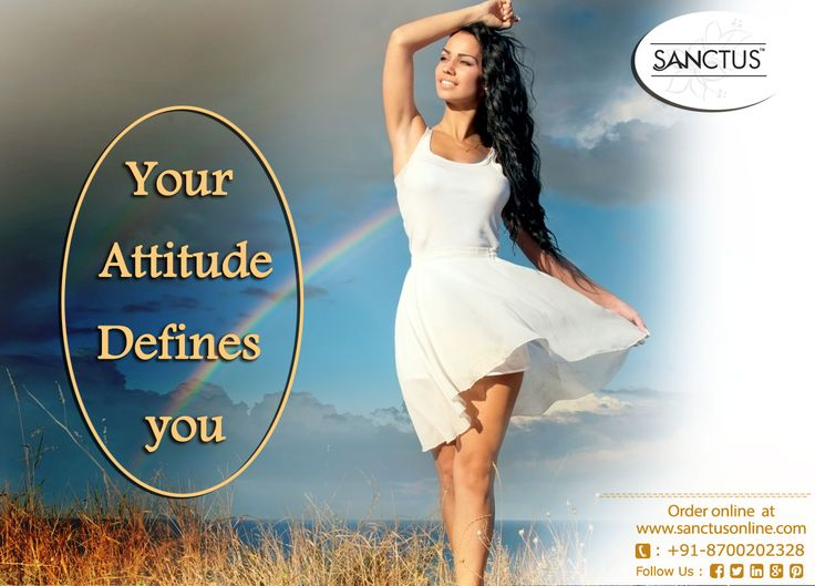 Your Attitude Defines You  Let's give few times to you and take care of your beauty with Sanctus underarm whitening cream.  It helps in getting rid of dark spot of your underarm and other parts of body. Naturally rich, it results very soon.  Visit https://www.sanctusonline.com/underarm-whitening-cream.php to buy underarm whitening cream.