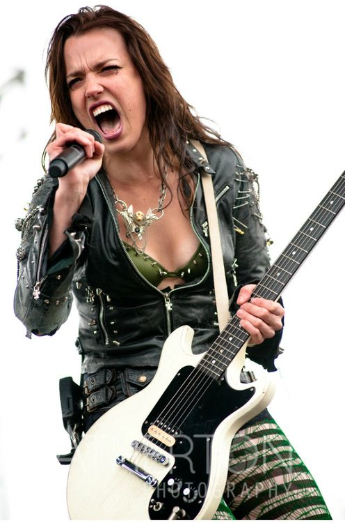 LZZY HALE Killer Live Performances !! Keep ROCKIN' LZZY