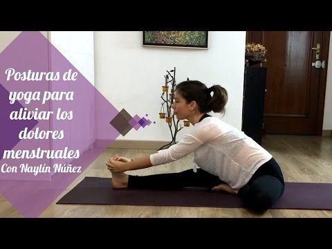 5 Posturas de yoga para aliviar los dolores menstruales - Yogaesmas