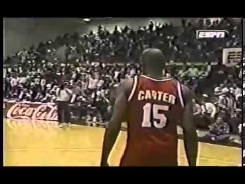Vince Carter - 1995 McDonalds All American Slam Dunk Contest