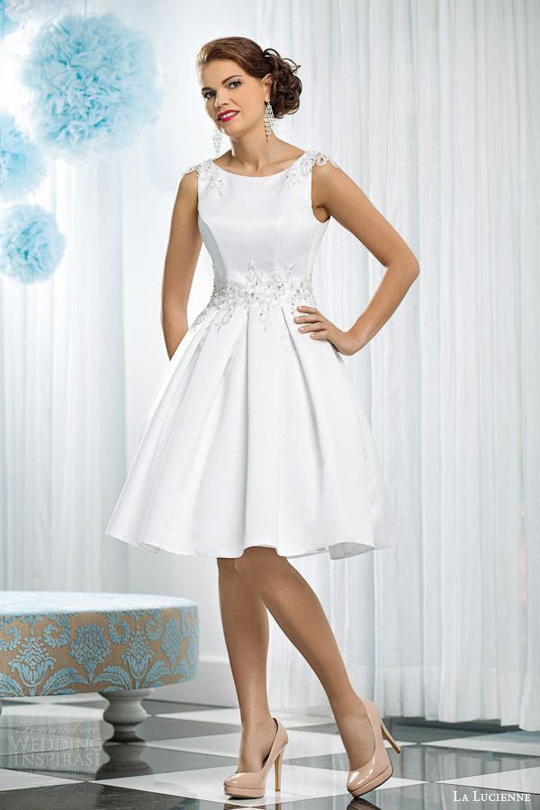 La Lucienne 2015 Wedding Dresses — Luxury Bridal Collection | Wedding Inspirasi