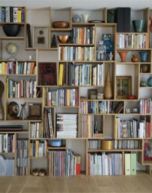 Studiomama DIY Bookshelf Storage Solution