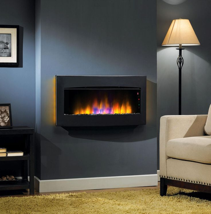 9 Best Classicflame Wall Hanging Fireplace Images On