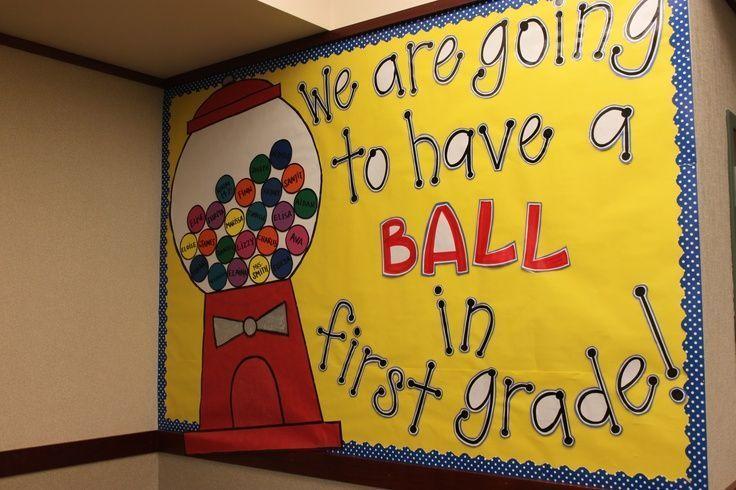 Community Post 31 Incredible Bulletin Boards For Back To School In 2020 Kindergarten Bulletin Boards School Bulletin Boards Back To School Bulletin Boards