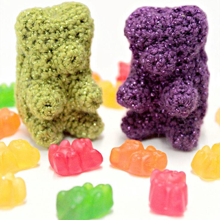 Amigurumi Gummy Bear : 17 Best images about Crochet Knitting Amigurumi on ...