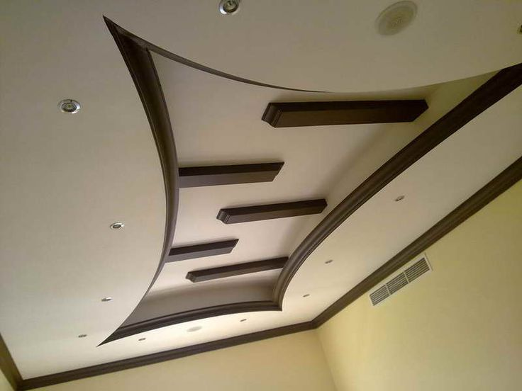 Unique Modern False Ceilings Design Ideas