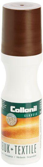 コロニル ヌバック+テキスタイル ボトル ダークブラウン