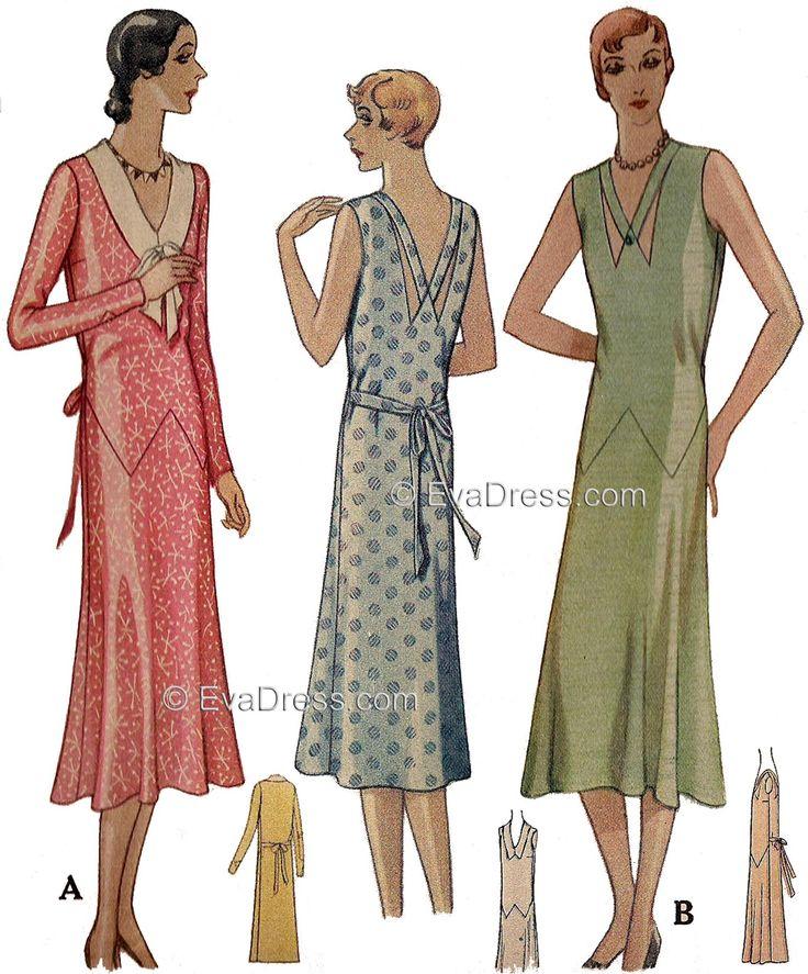 1930 Frocks