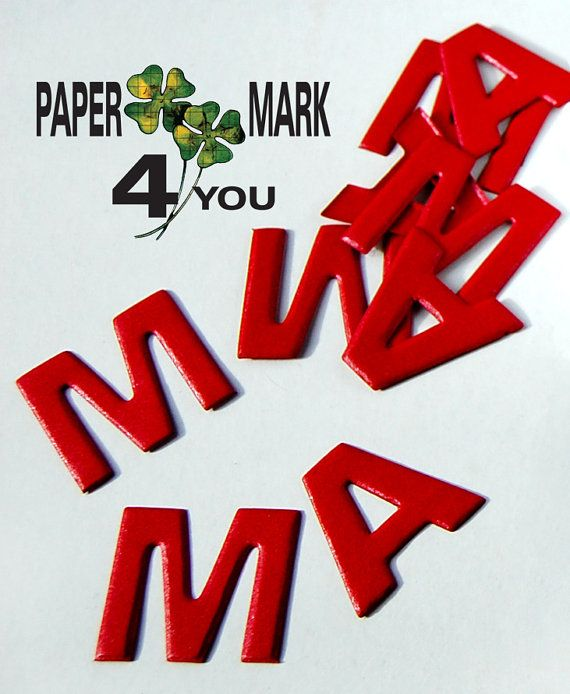 1000 Paper Monogram Confetti_Wedding Reception by PaperMark4You