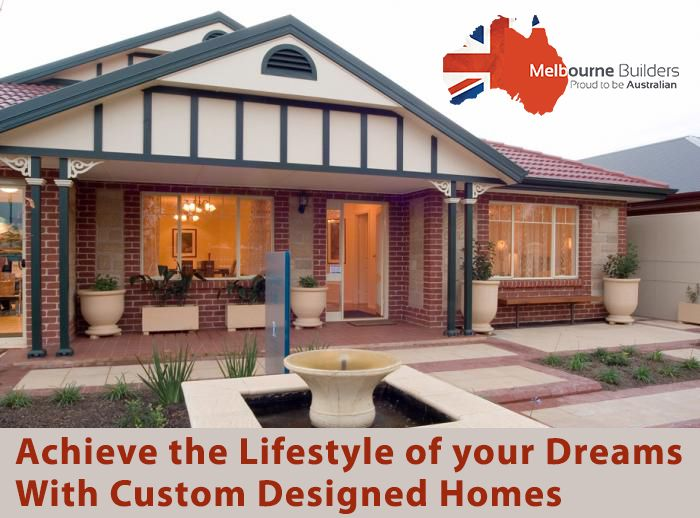 Do you dream of a home that will complement your lifestyle? Make it come true with the help of #CustomHomeBuilders. Visit website.