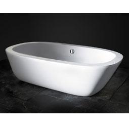 Ovalt badekar ?