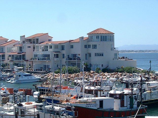 The Port at St Francis Bay