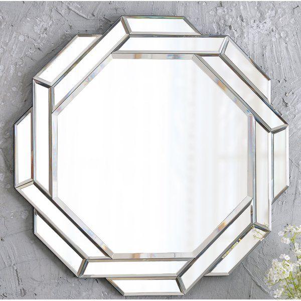 Trigg Beveled Accent Mirror | Mirror, Mirrors wayfair ...