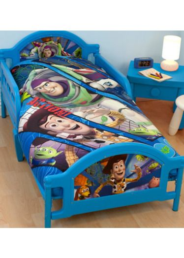 Toy Story Toddler Bed - NEW at Children's Rooms