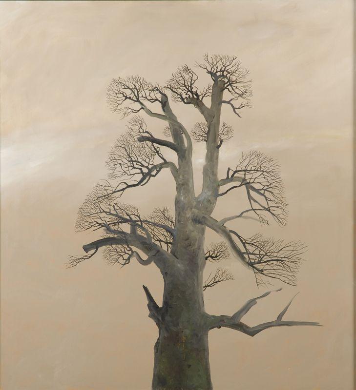 Monastery Chestnut Tree - Stefan Caltia, 2006