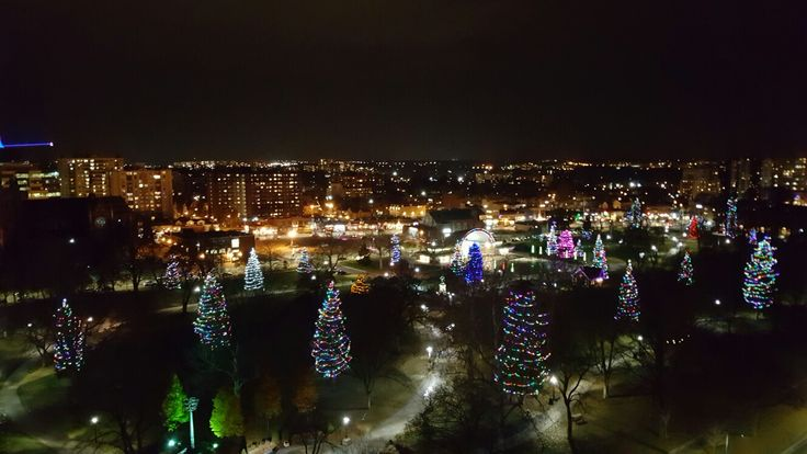 Victoria Park in London Ontario