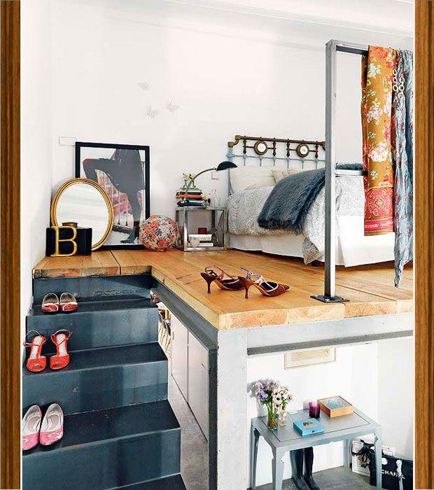 Decorando con espejos dorados [] Decorating with gilded mirrors