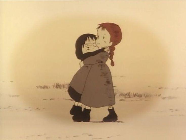 """""""Anna dai capelli rossi, 4° puntata"""" - Anna è sola e triste, e in più deve anche prendersi cura degli altri se vuole mangiare"""