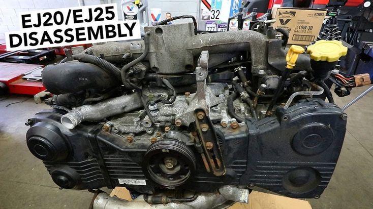 Subaru Engine Diagram Video Di 2020