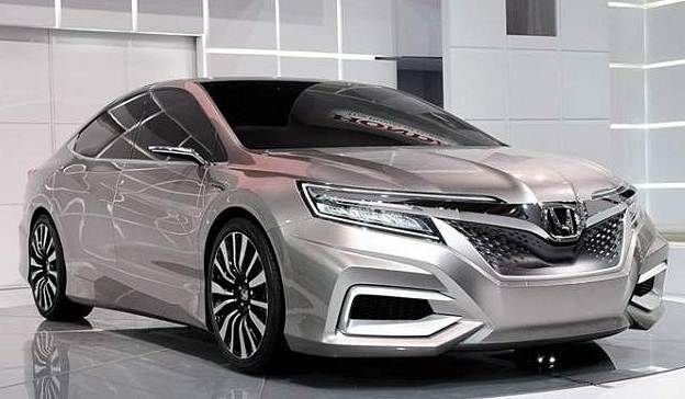2018 Honda Accord Redesign | Auto Honda Rumors