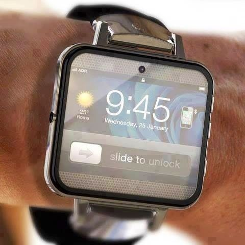 An awesome watch.