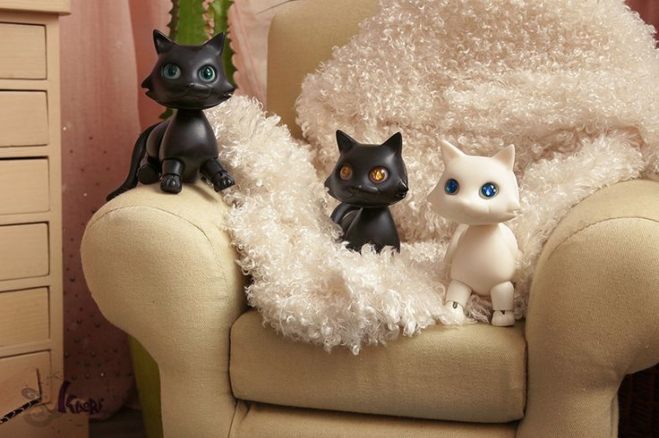 https://flic.kr/p/F78x5Y | Chester - BJD Cat | Coming soon at octarinedolls.be/