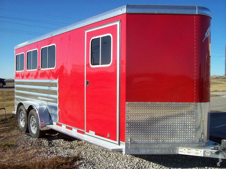 New 2016 Featherlite Trailers 9409673H Snowmobile For