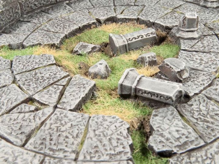 Crafting Hills Wargaming