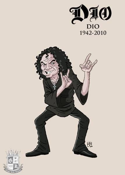 Ronnie James DIO..................