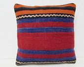 kilim pillow case personalised moroccan floor cushion decorative bed pillow kilim pillow case country decorating country decorations 26589