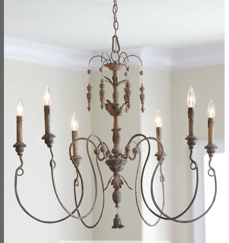 17 Best images about Lighting – Wire Chandeliers
