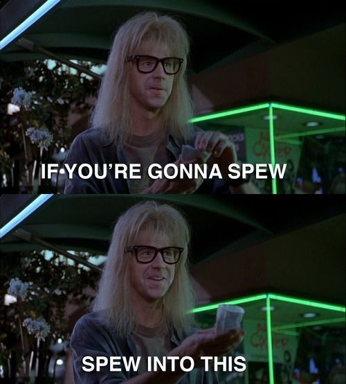 Wayne's World!