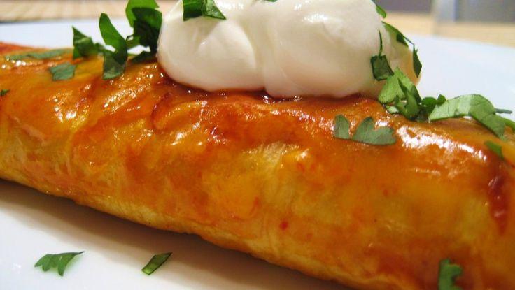Frugal Family Feast: Enchiladas   Money Talks News