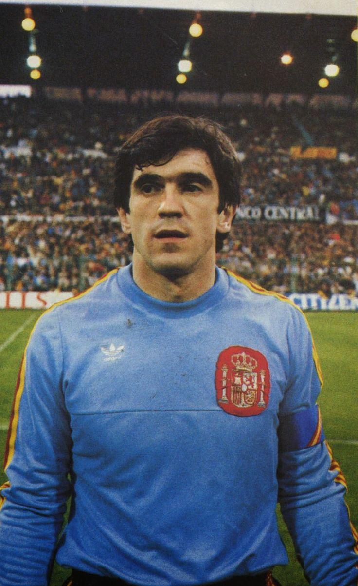 Luis Miguel Arconada (Espagne)