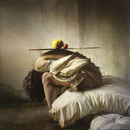 "Istvan Sandorfi On my New Board ""Art for the Heart II"". Irit Volgel."