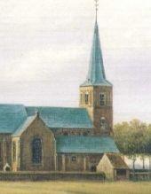Op het eerste gezicht lijkt de Heilige Luciakerk weinig temaken te hebben met middeleeuwse torens. Maar niets is minder waar. De neogotische kerktoren staat als het ware over de middeleeuwse alleenstaande toren heen gezet. De kerk van Mierlo behoorde tot de Helmondse groep. Het huidige neo-goti…