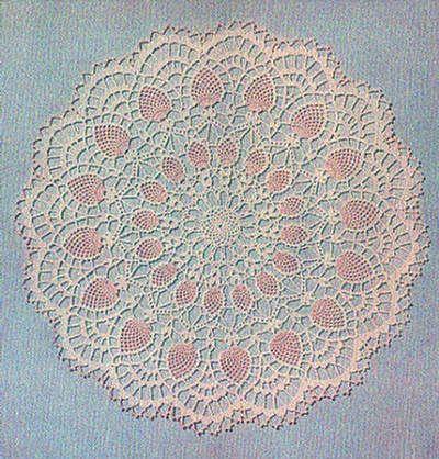 81 best Vintage Crochet Doilies images on Pinterest | Crochet ...