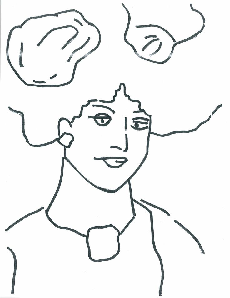 Picasso Line Drawing Face : Best images about ^ t fer to kr picasso d art draw