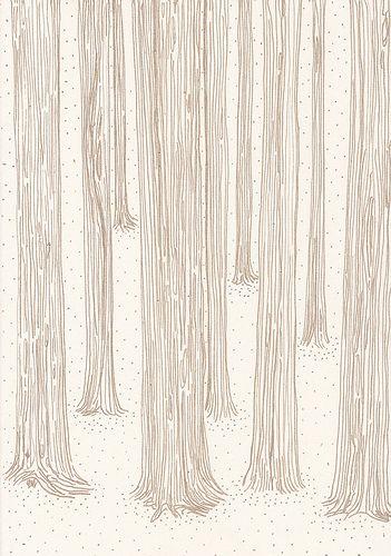 """Golden Forest"" by Esmee https://www.flickr.com/photos/05011989/4885763142/in/photostream/"