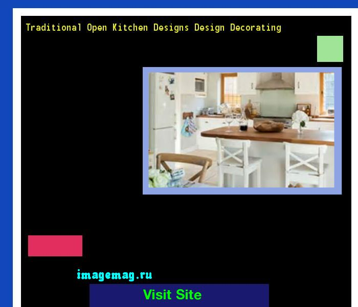 Traditional Open Kitchen Designs Design Decorating 213127 - The Best Image Search