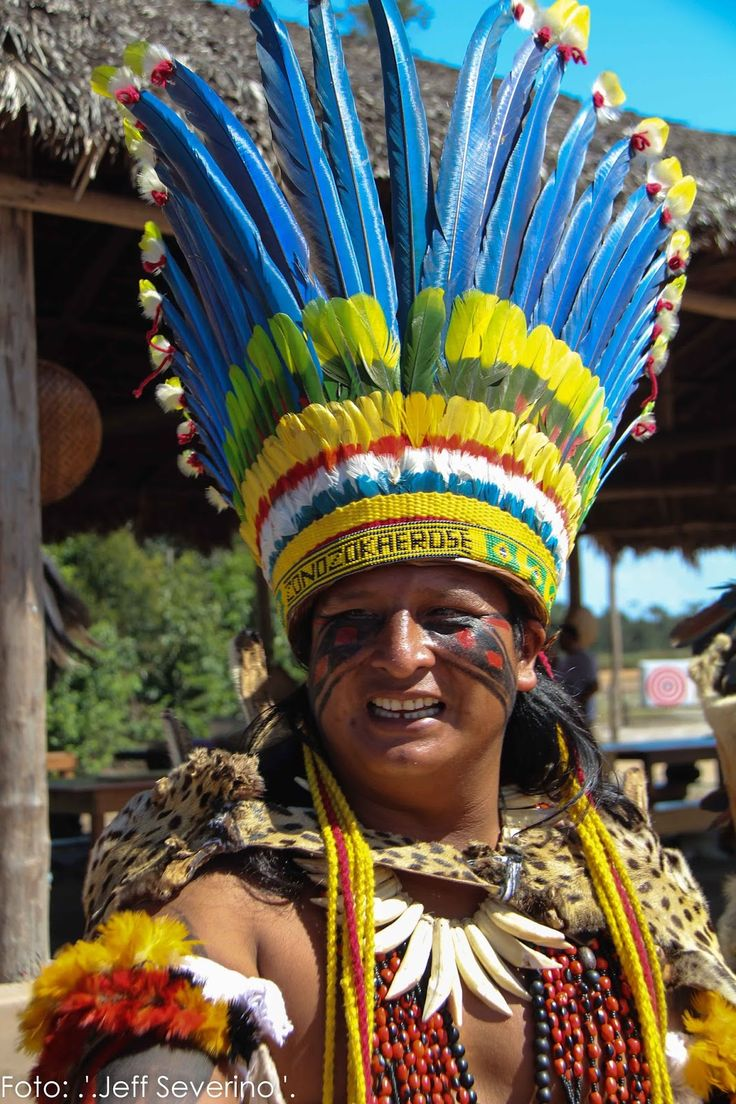 Did People Actually Wear These Things: 575 Best Indios Do Brasil Images On Pinterest