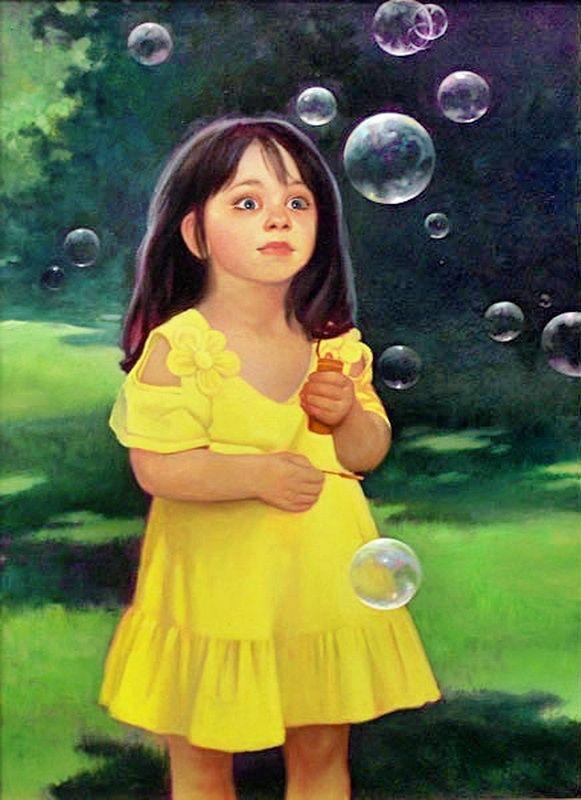 Дерий Татьяна - Радужные шары