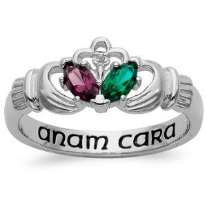 How Do You Pronowce Claddagh Ring