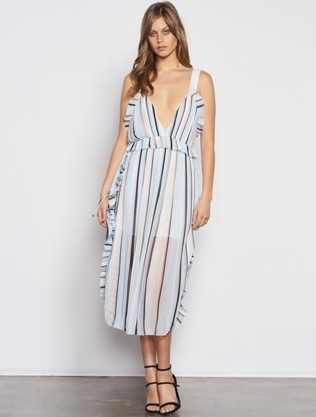 Stevie May - Over The Hill Midi Dres