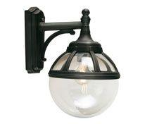 Lámpatípusok - Kültéri világítás - Norlys Bologna kültéri falikar