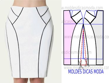 25  best ideas about Pencil skirt patterns on Pinterest | Pencil ...