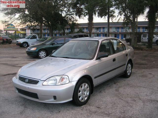 free-classifieds-ads.org - 1999 honda civic