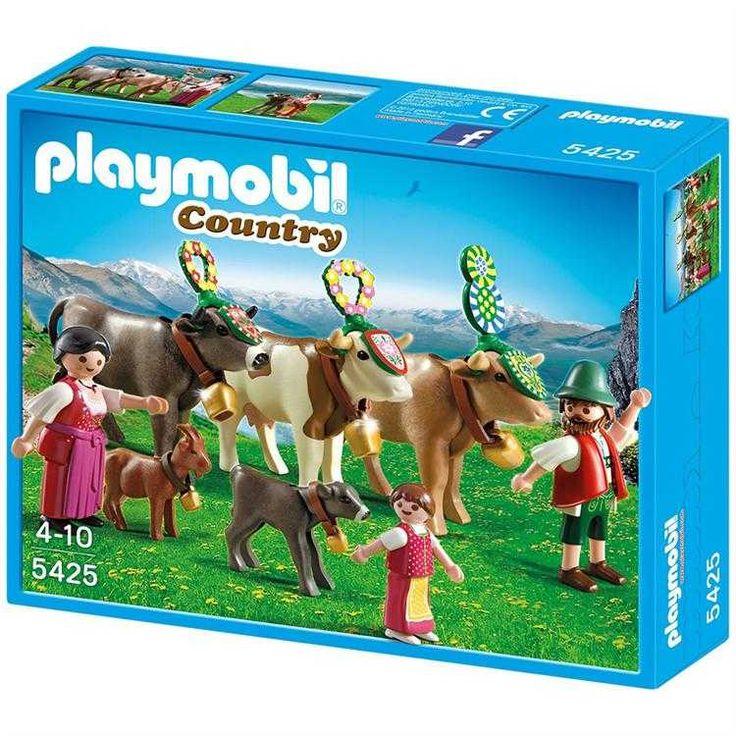 Playmobil Country Dağ Şenliği Oyun Seti 5425